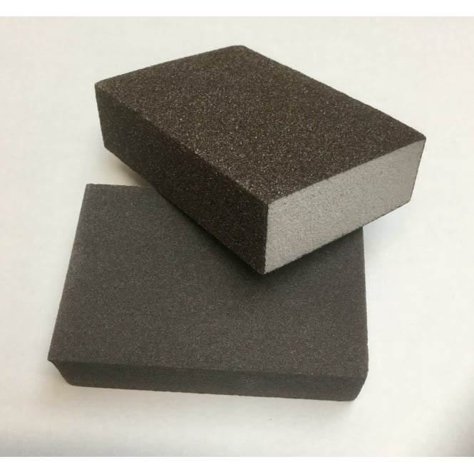 Decorators Sanding Block (Sponge) - Course Single