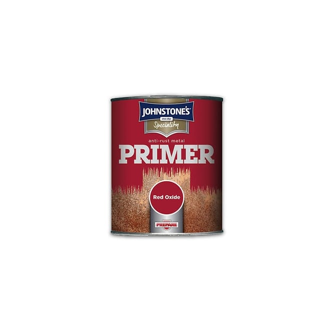 Johnstone's Paint Johnstone's Anti Rust Primer Red Oxide  750ml